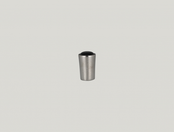 RAK Salzstreuer D. 4,5 cm H. 8 cm METALFUSION silber