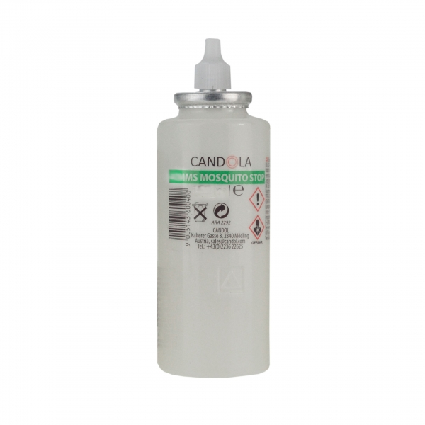 Candola Austauschflasche MOSQUITO STOP 00HMS 320 ml Brenndauer bis 105h-12 Stück