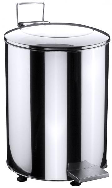 Tretabfallbehälter ∅ 40 cm Höhe außen: 70 cm Volumen: 70 l