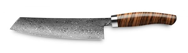 Exclusiv Kochmesser C90 Griff: Zebrano