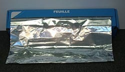 4 Rollen Alufolie 45 cm x 150 m 18 my Box