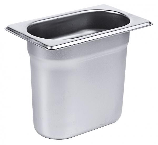 GN-Behälter 1/9 Tiefe: 150 mm Volumen: 1,5 l
