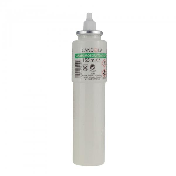 Candola Austauschflasche MOSQUITO STOP 55SMS 155 ml Brenndauer bis 40h -24 Stück
