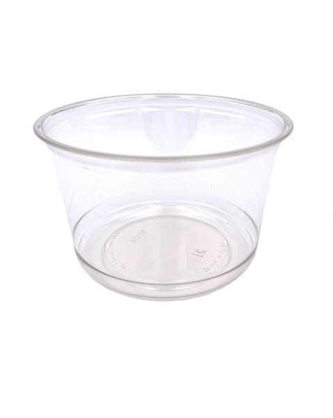 Deli Container PET 12oz / 300ml Ø 117 mm