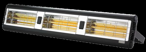 Heizstrahler Sorrento dreifach 3 x 1,5 kW