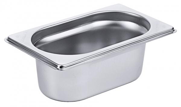 GN-Behälter 1/9 Tiefe: 65 mm Volumen: 0,6 l