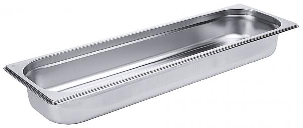 GN-Behälter 2/4 Tiefe: 65 mm Volumen: 3,5 l