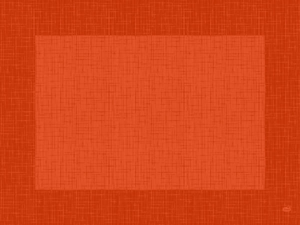 DUNI Tischsets Dunicel 30 x 40 cm Linnea mandarin