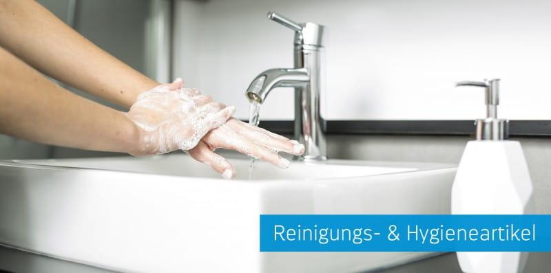 Reinigungs- & Hygieneartikel