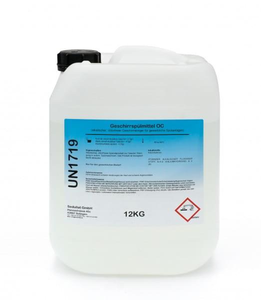 SeduClean Geschirrspülmittel OC 12 KG