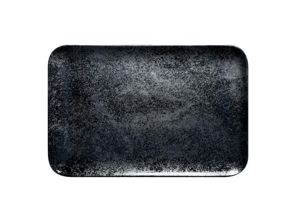 RAK Platte rechteckig 33 cm w 22 cm h 1,7 cm KARBON (KRAURPW33W)
