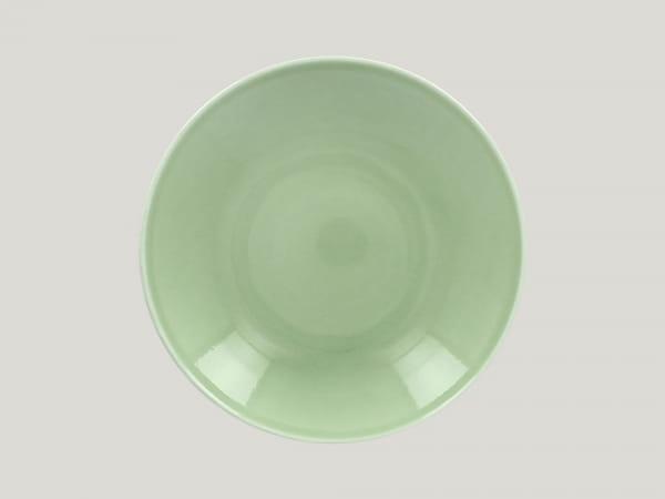 RAK Teller tief coupe green VINTAGE (VNBUBC30GR)