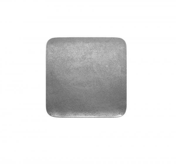 RAK Teller quadratisch Länge: 27 cm Breite: 27 cm Shale (SHAUSP27)