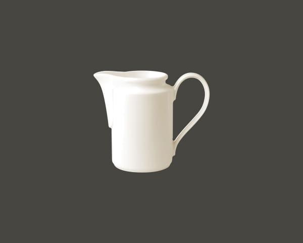 RAK Milchkännchen Länge: 3,5 cm höhe: 6,5 cm 5 cl BANQUET weiß (BACR05)