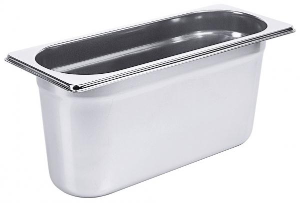 GN-Behälter 2/8 Tiefe: 150 mm Volumen: 3,7 l