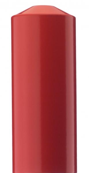 Candola Zierhülle rot für Candol Tischlampe Hülle 401 M - 6 Stück