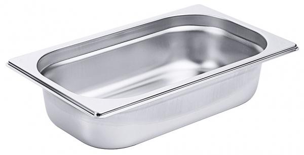GN-Behälter 1/4 Tiefe: 65 mm Volumen: 1,8 l