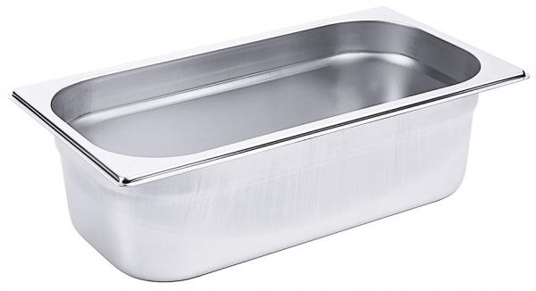 GN-Behälter 1/3 Tiefe: 100 mm Volumen: 4 l