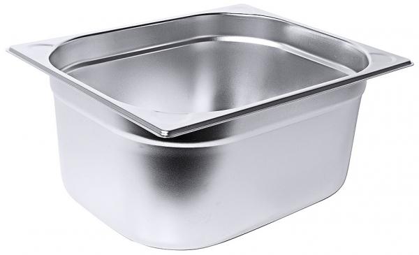 GN-Behälter Serie 8600 1/2 Tiefe: 150 mm Volumen: 9,5 l
