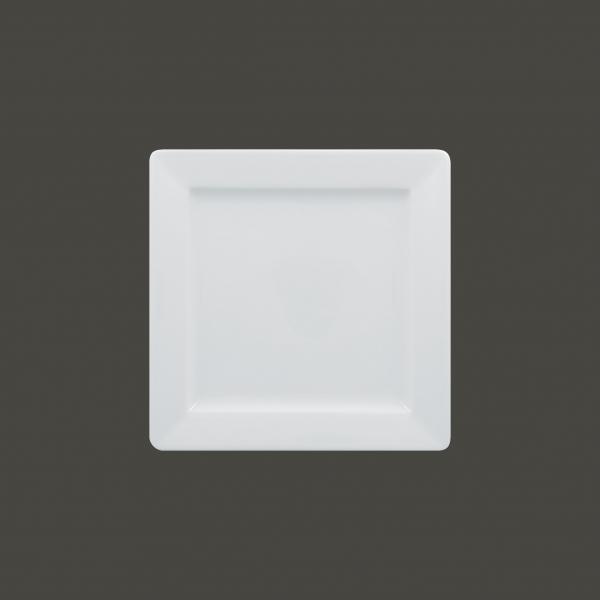 RAK Teller quadratisch 21 cm x 21 cm ACCESS weiß (ASSP21)