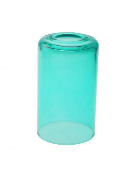 Candola Glaszylinder klar gekürzt, magnesia (Type: V) - 6 Stück