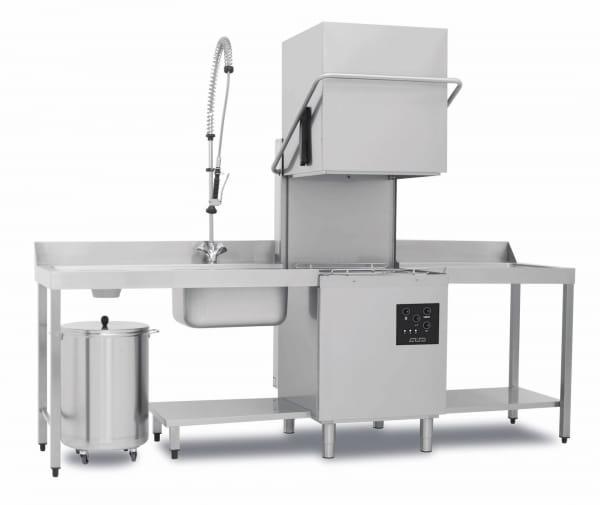 MBM Hauben-Geschirrspülmaschine (Durchschub)