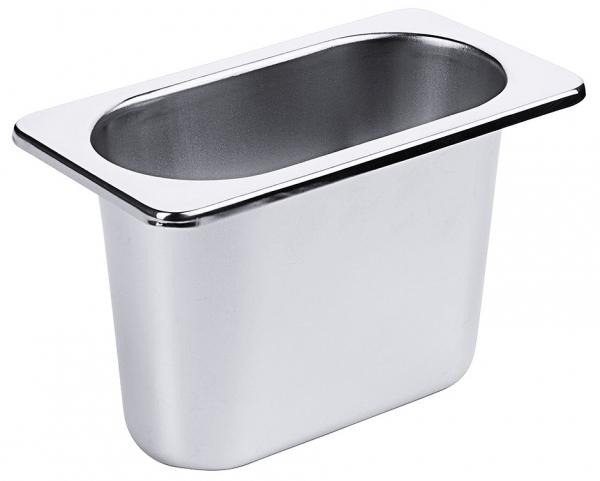 GN-Behälter 1/12 Tiefe: 100 mm Volumen: 0,6 l