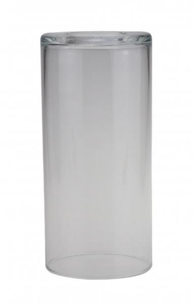 Candola Glaszylinder klar für Big (Type: K/L) - 6 Stück