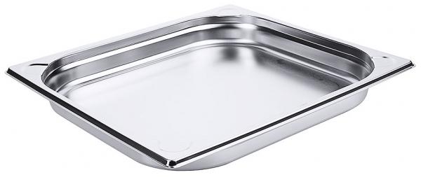 GN-Behälter Serie 8600 2/3 Tiefe: 40 mm Volumen: 3 l