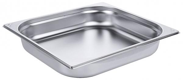 GN-Behälter 2/3 Tiefe: 65 mm Volumen: 5,5 l