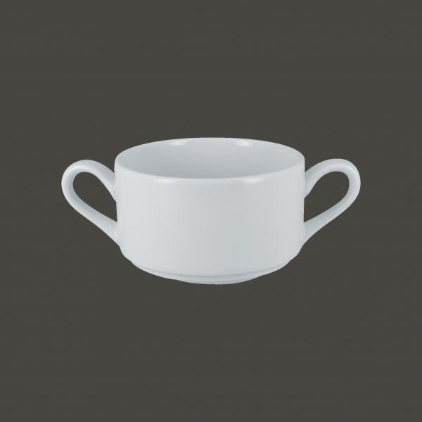RAK Suppentasse 30 cl Ø 9.8 cm Ht. 6 cm weiß (ASCS02)