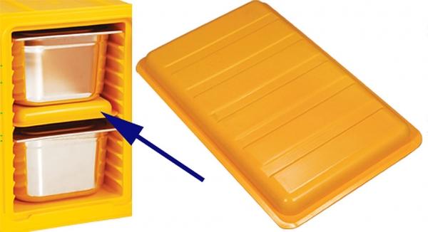 Kühlakku zu Thermobox GN Länge: 53 cm Breite: 32,5 cm Höhe: 4,5 cm