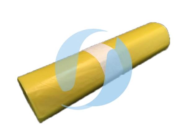 Abfallsäcke 120 l 700 x 1100 mm Typ 60 gelb