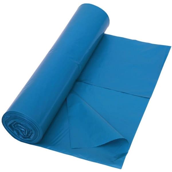 LDPE Abfallsäcke 120 Liter 700 x 1100 mm Typ 60 blau