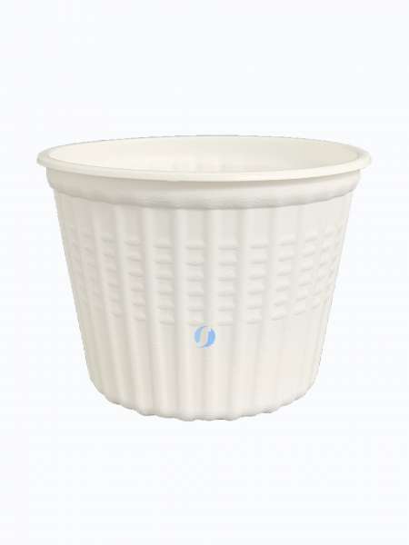 """airpac® SOUP's Becher """"to go"""" 460 ml weiß"""