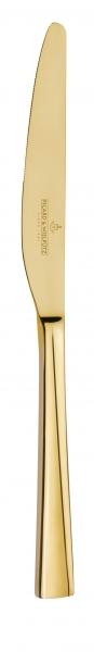 Menümesser massiv PVD-Gold 6160 Monterey