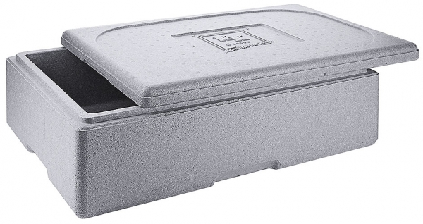 Thermobox GN 1/1 Höhe außen: 20 cm Höhe innen: 13 cm Volumen: 23,5 l