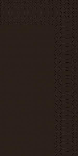 DUNI Servietten 40 x 40 cm 3-lag 1/8 schwarz
