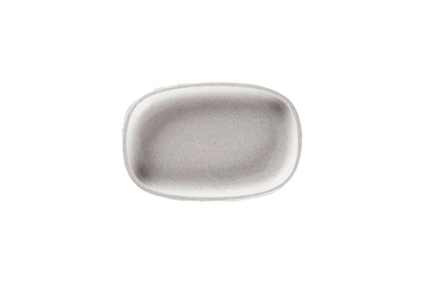 RAK Platte oval tief L 22,5 cm B 15 cm h 2,5 cm RAKSTONE / EASE Clay