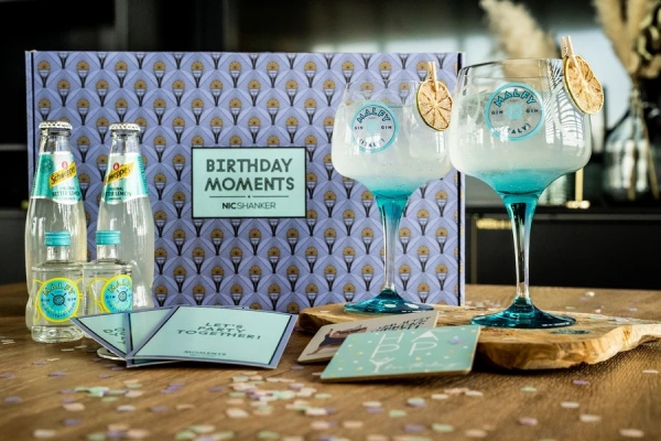 BIRTHDAY Moments by Nic Shanker