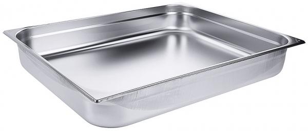 GN-Behälter 2/1 Tiefe: 100 mm Volumen: 28,50 l
