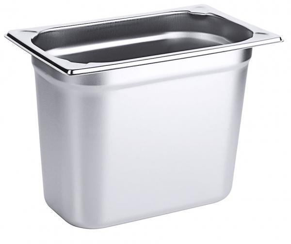 GN-Behälter Serie 8600 1/4 Tiefe: 200 mm Volumen: 5,5 l