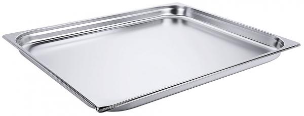 GN-Behälter 2/1 Tiefe: 40 mm Volumen: 10 l