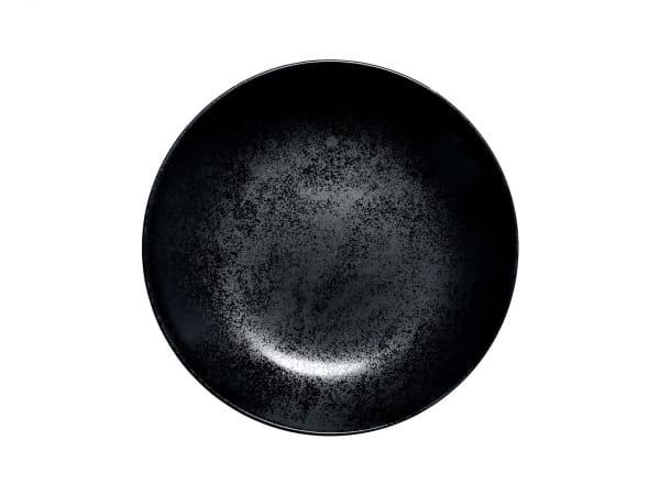 RAK Teller tief coup Ø 23 cm Karbon schwarz (KRNNDP23)