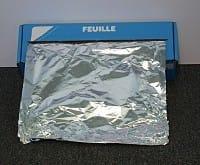 6 Rollen Alufolie 30 cm x 150 m 11 my Box