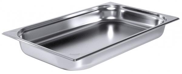 GN-Behälter Serie 8600 1/1 Tiefe: 65 mm Volumen: 9 l