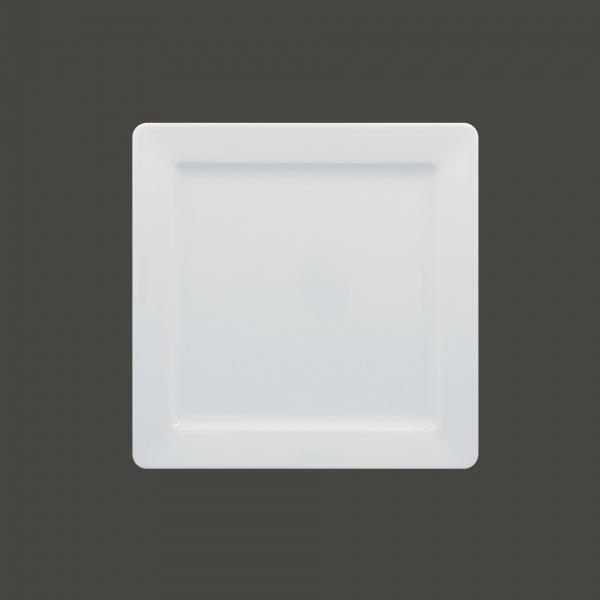 RAK Teller quadratisch Länge: 24 cm Breite: 24 cm ACCESS weiß (ASSP24)