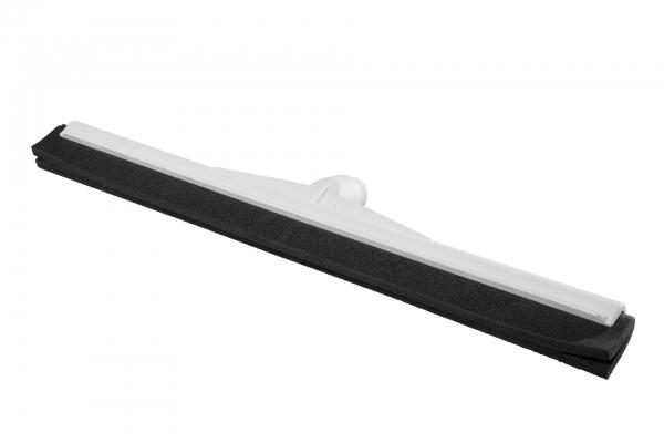 Wasserschieber weiß 60 cm hochwertiges Moosgummi
