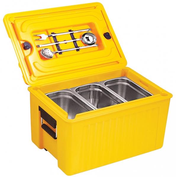 Thermobox GN 1/1 Länge außen: 62 cm Breite außen: 42 cm Höhe außen: 40,5 cm