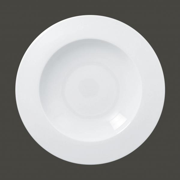 RAK Teller tief mit Rand Ø 30 cm Ht. 3.9 cm weiß (ASDP30)